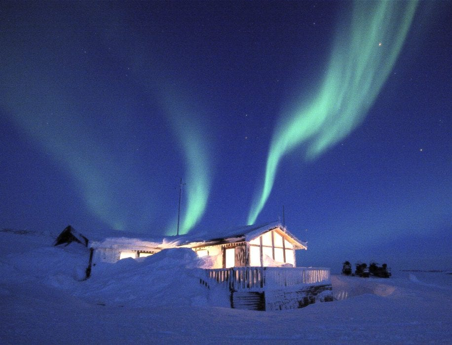 Northern Lights Hunt & Super Jeep Tour