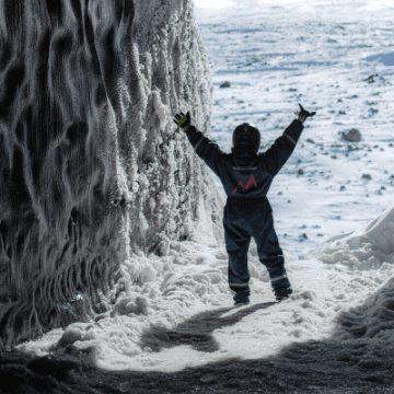 Ice Cave Joy